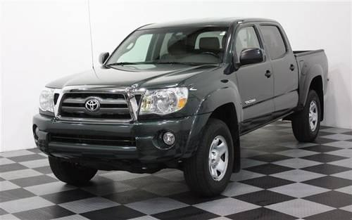 2009 toyota tacoma truck prerunner v6 double cab truck for sale in perkasie pennsylvania. Black Bedroom Furniture Sets. Home Design Ideas