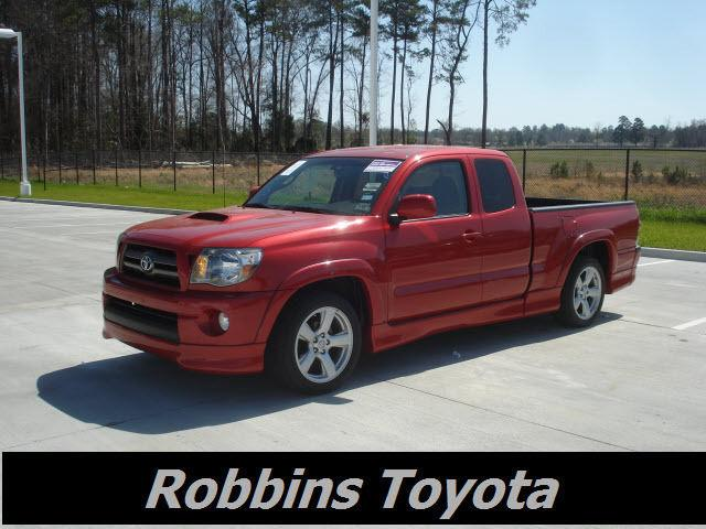 2009 toyota tacoma x runner access cab for sale in nash. Black Bedroom Furniture Sets. Home Design Ideas