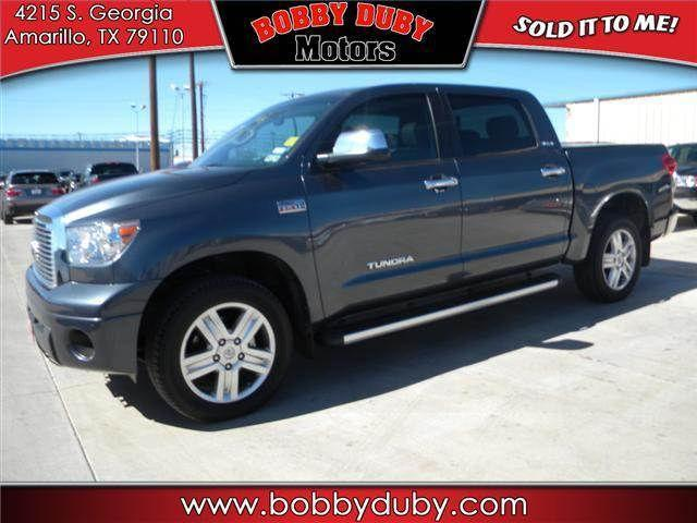2009 Toyota Tundra Limited For Sale In Amarillo Texas