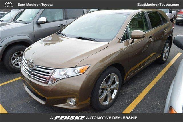 2009 toyota venza wagon 4dr wagon v6 awd wagon for sale in madison wisconsin classified. Black Bedroom Furniture Sets. Home Design Ideas