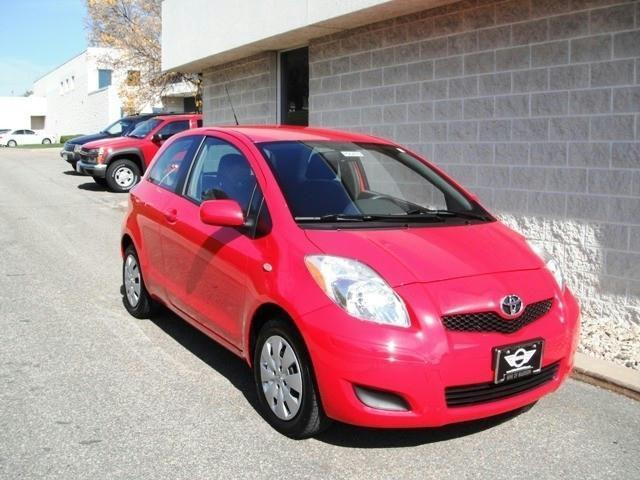 2009 toyota yaris 2009 toyota yaris car for sale in madison wi 4367008594 used cars on. Black Bedroom Furniture Sets. Home Design Ideas