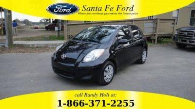 2009 Toyota Yaris Gainesville FL 866-371-2255 near Lake
