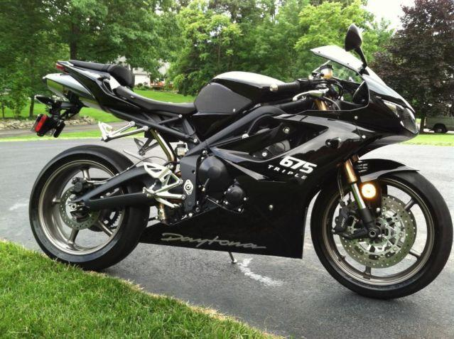 2009 triumph daytona 675 for sale in beemerville new jersey classified. Black Bedroom Furniture Sets. Home Design Ideas