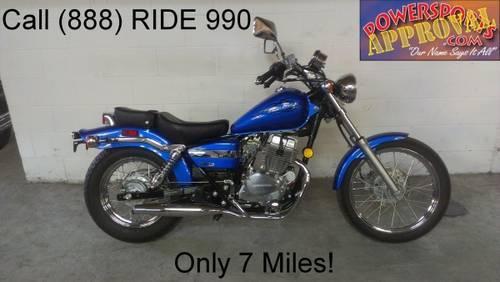 2009 used honda rebel 250 cc motorcycle for sale u1593 for sale in sandusky michigan. Black Bedroom Furniture Sets. Home Design Ideas
