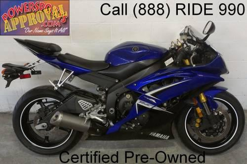 2009 used yamaha r6 crotch rocket for sale only 2 089 miles u1504 for sale in sandusky. Black Bedroom Furniture Sets. Home Design Ideas