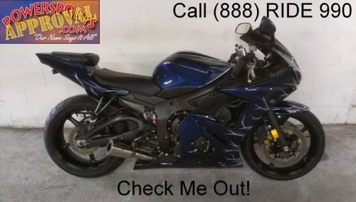 2009 used yamaha r6 crotch rocket for sale with only 501 miles u1515 for sale in sandusky. Black Bedroom Furniture Sets. Home Design Ideas