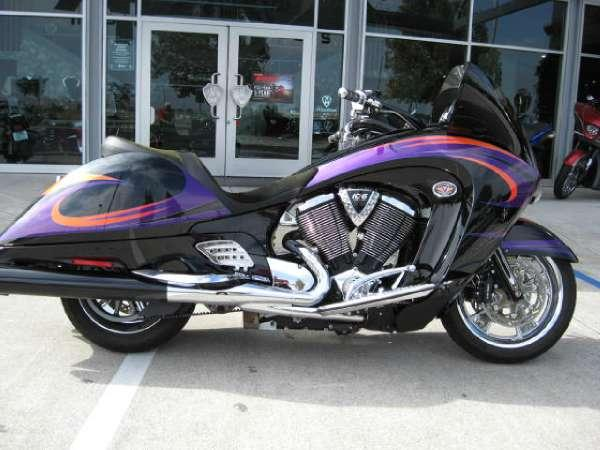 2009 Victory Arlen Ness Victory Vision For Sale In Pleasanton