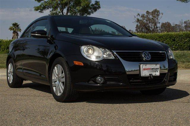 2009 volkswagen eos komfort 2dr convertible 6a for sale in murrieta california classified. Black Bedroom Furniture Sets. Home Design Ideas