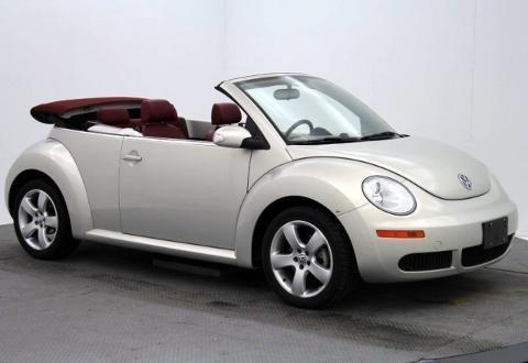 Southwest Ford Weatherford Jobs >> 2009 VOLKSWAGEN NEW BEETLE 2 DOOR CONVERTIBLE for Sale in Weatherford, Texas Classified ...