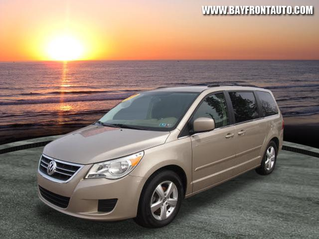 2009 volkswagen routan se erie pa for sale in erie. Black Bedroom Furniture Sets. Home Design Ideas