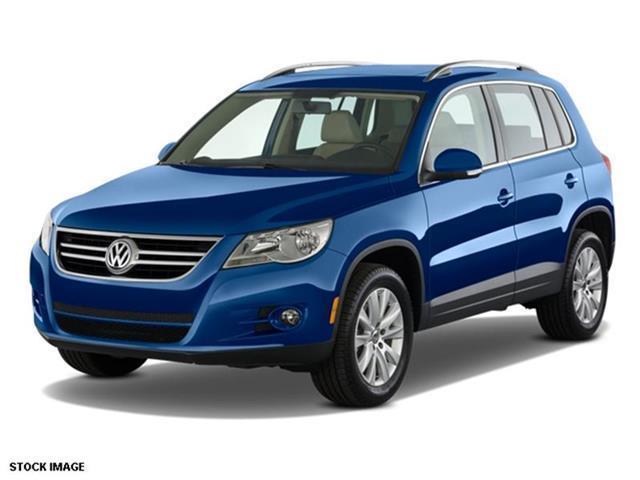 2009 Volkswagen Tiguan SE 4Motion AWD SE 4Motion 4dr