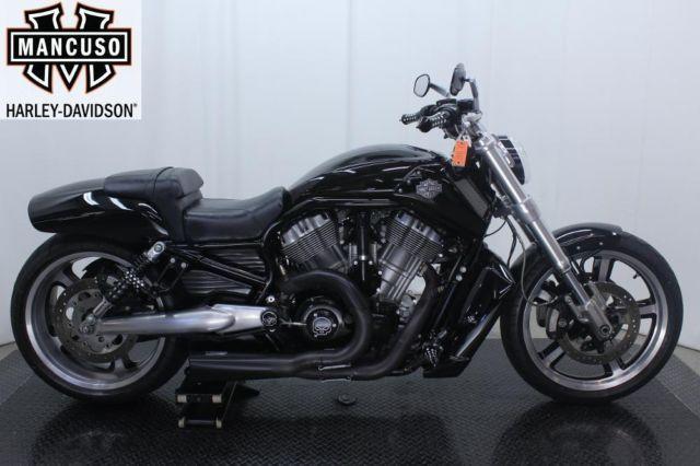 Harley Davidson: 2009 VRSCF V-Rod® Muscle™ Harley Davidson For Sale In
