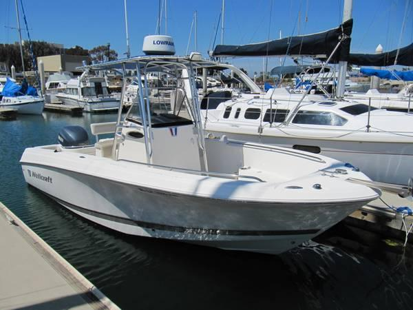 2009 wellcraft 210 cc w yamaha f200 new lower price for Yamaha outboard service san diego