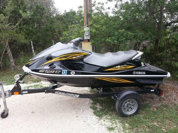 2009 yamaha 1100 vx deluxe waverunner for sale in boerne for Yamaha wave runner parts