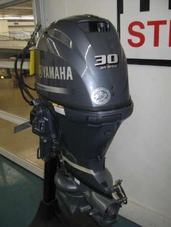 2009 Yamaha F40 Jet Drive For Sale In Morgantown