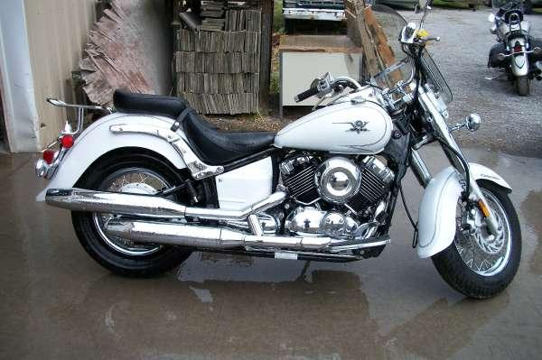 2009 yamaha v star 650 classic for sale in castle for 1999 yamaha v star 650 classic parts