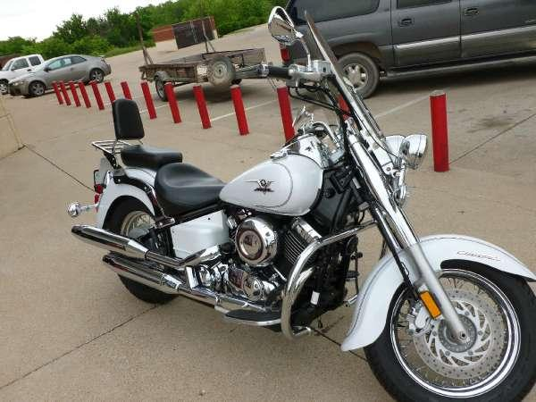 2009 yamaha v star 650 classic for sale in burleson texas classified. Black Bedroom Furniture Sets. Home Design Ideas