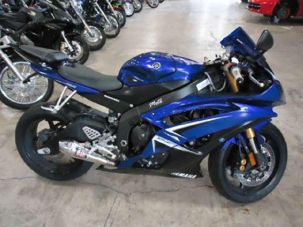 2009 yamaha yzf r6 for sale in monroe michigan classified. Black Bedroom Furniture Sets. Home Design Ideas