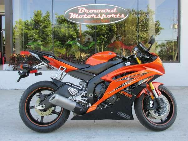 2009 yamaha yzf r6 for sale in west palm beach florida classified. Black Bedroom Furniture Sets. Home Design Ideas