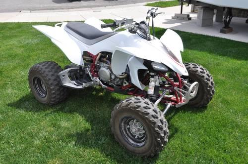 2009 YFZ 450 Beautiful Quad-Low Hours