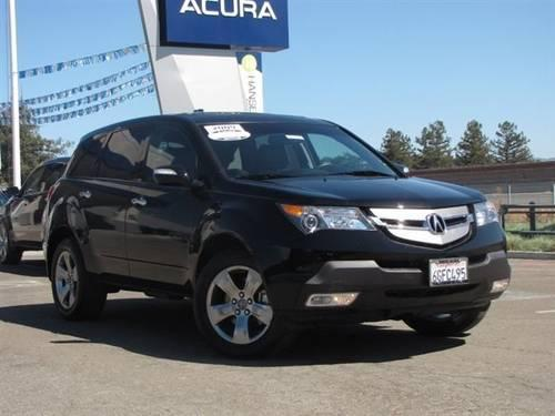 2009 acura mdx suv sport awd suv for sale in santa rosa california classified. Black Bedroom Furniture Sets. Home Design Ideas