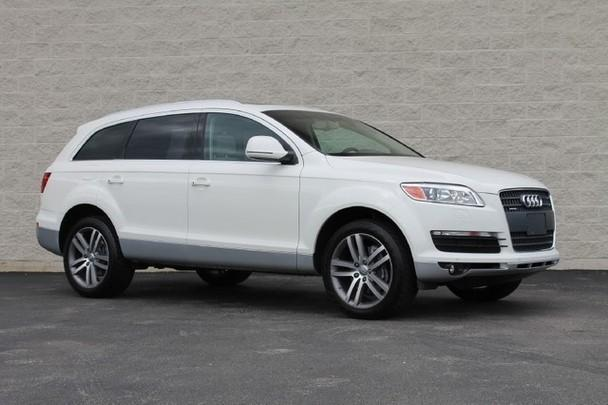 2009 audi q7 for sale in palatine illinois classified. Black Bedroom Furniture Sets. Home Design Ideas