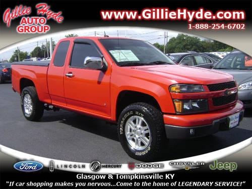 2009 chevrolet colorado extended cab pickup 4x4 ls 4x4 for sale in dry fork kentucky classified. Black Bedroom Furniture Sets. Home Design Ideas