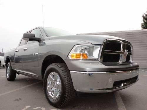 2009 dodge ram 1500 pickup truck quad 140 5wb 4x4 slt for sale in. Cars Review. Best American Auto & Cars Review