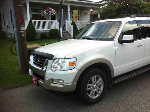 2009 ford explorer eddie bauer 4x4 for sale in hubley pennsylvania classified. Black Bedroom Furniture Sets. Home Design Ideas