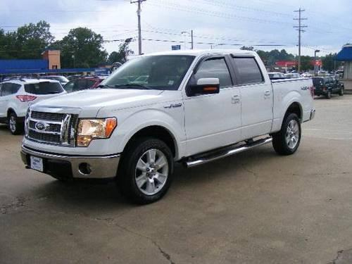 2009 ford f 150 4d crew cab lariat for sale in mineral. Black Bedroom Furniture Sets. Home Design Ideas