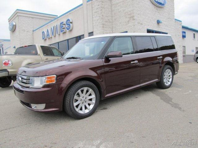2009 ford flex sel for sale in connellsville pennsylvania. Black Bedroom Furniture Sets. Home Design Ideas