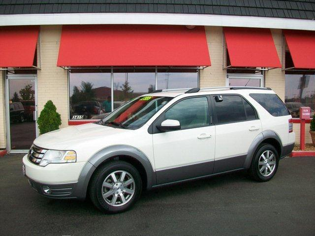 2009 ford taurus x sel for sale in middleton wisconsin classified. Black Bedroom Furniture Sets. Home Design Ideas
