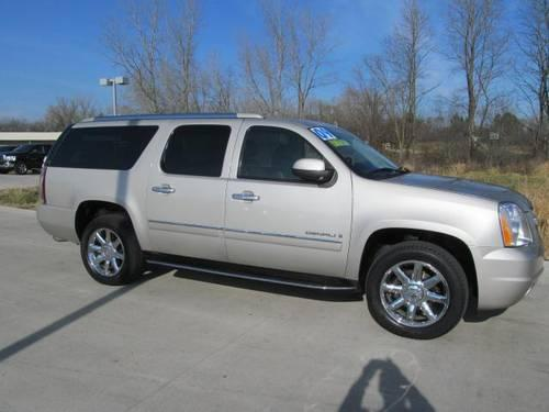 2009 gmc yukon xl denali sport utility awd 4dr 1500 for sale in barrington illinois classified. Black Bedroom Furniture Sets. Home Design Ideas