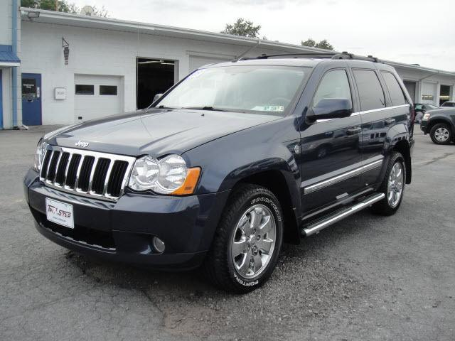 2009 Jeep Grand Cherokee Limited For Sale In Tyrone