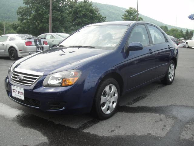 2009 Kia Spectra Ex For Sale In Tyrone Pennsylvania