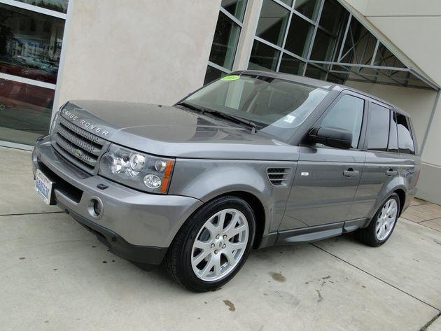 2009 land rover range rover sport hse 4wd freemanmotorcom autos post. Black Bedroom Furniture Sets. Home Design Ideas