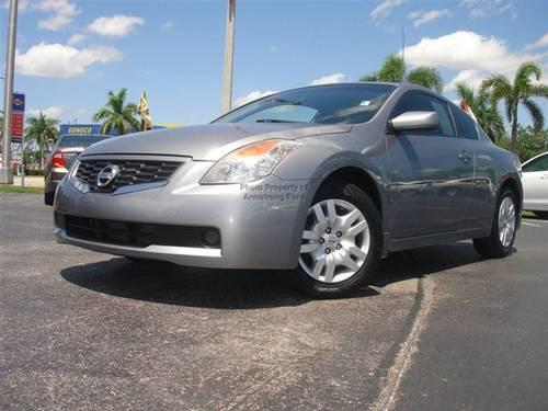 2009 nissan altima coupe s coupe for sale in everglades national park florida classified. Black Bedroom Furniture Sets. Home Design Ideas