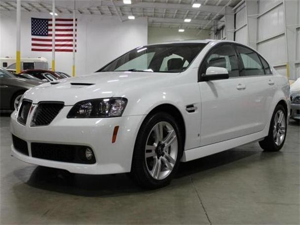 2009 pontiac g8 for sale in kentwood michigan classified. Black Bedroom Furniture Sets. Home Design Ideas