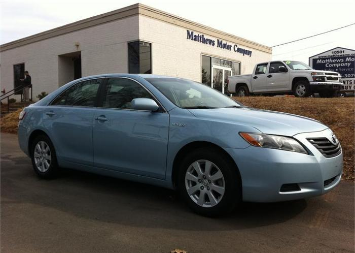 2009 toyota camry hybrid charlotte area for sale in greenville south carolina classified. Black Bedroom Furniture Sets. Home Design Ideas