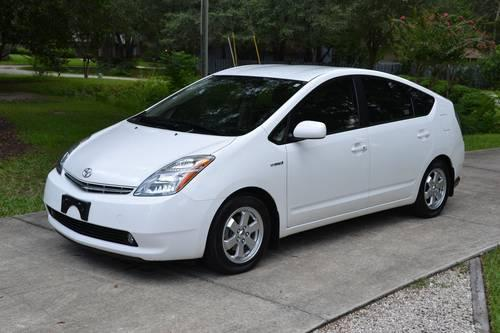 2009 toyota prius touring edition hybrid series xi for sale in gainesville florida classified. Black Bedroom Furniture Sets. Home Design Ideas