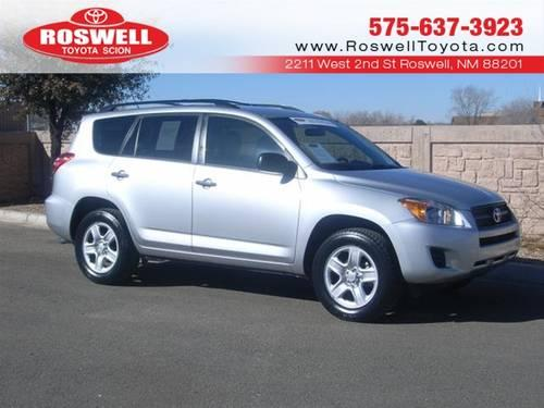 2009 toyota rav4 suv base for sale in elkins new mexico classified. Black Bedroom Furniture Sets. Home Design Ideas