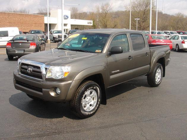 2009 toyota tacoma sr5 for sale in accoville west virginia classified. Black Bedroom Furniture Sets. Home Design Ideas