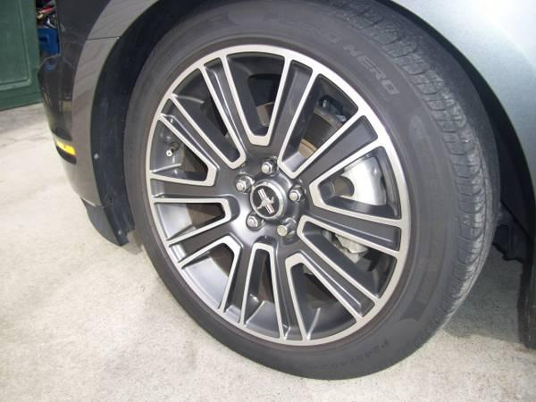 2010-11 Mustang GT Premium Wheels/Tires - for Sale in ...