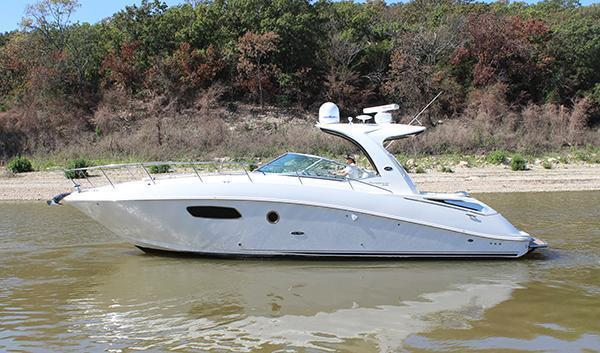 2010 37.6' Sea Ray 370 Sundancer