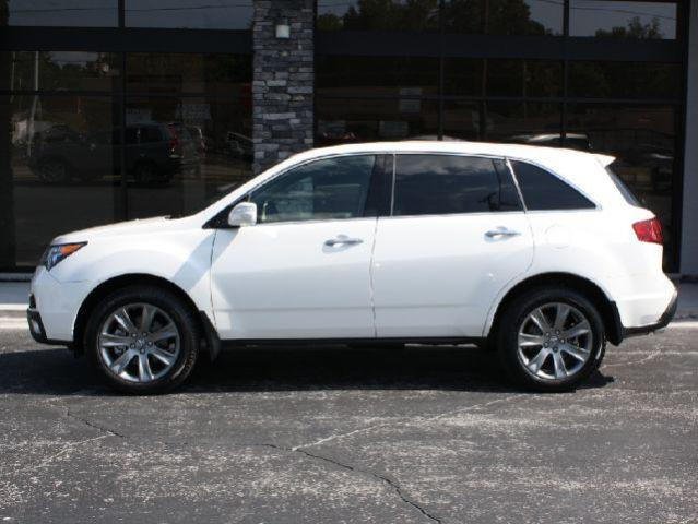 2010 Acura Mdx 3 7l Advance For Sale In New Tazewell