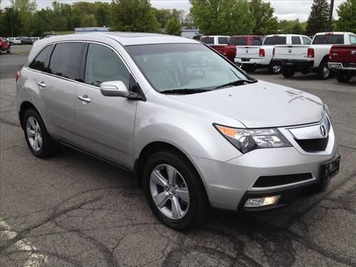 2010 acura mdx suv for sale in balmville new york classified. Black Bedroom Furniture Sets. Home Design Ideas