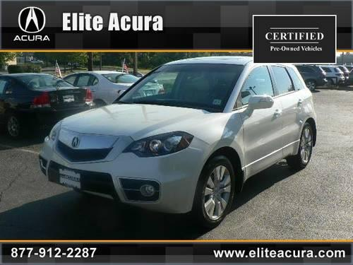 2010 acura rdx suv awd 4dr for sale in maple shade new jersey classified. Black Bedroom Furniture Sets. Home Design Ideas