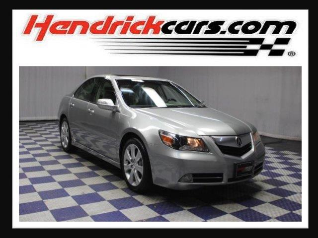 2010 acura rl sh awd w tech sh awd 4dr sedan w technology package for sale in charlotte north. Black Bedroom Furniture Sets. Home Design Ideas