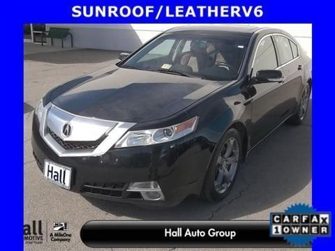 2010 Acura Tl 4 Door Sedan For Sale In Newport News