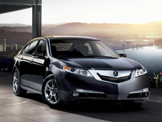 2010 Acura TL Base 4dr Sedan